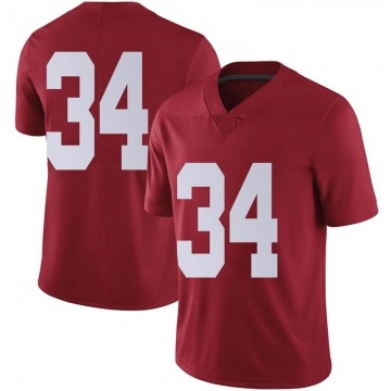 Youth Tevin Mack Alabama Crimson Tide Nike Limited Crimson Football College Jersey